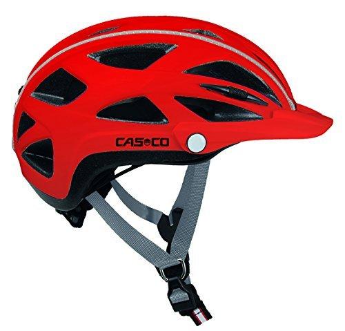 Casco Erwachsene Helm Active TC, Rot, 52-58 cm, 15.04.0815.M by Casco