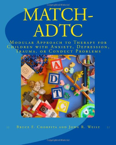 MATCH ADTC Approach Children Depression Problems product image