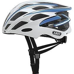 Abus S-FORCE_Pro_race_blue_M - S-forza casco blu taglia m pro race