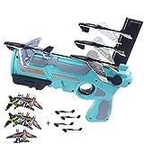 FUNWISH 2021 New Hot Toy - Catapult Plane, Bubble