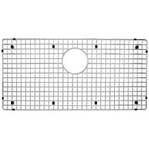 Blanco 223192 Stainless Steel Sink Grid, Fits Precision and Precision 10 Super Single, Stainless Steel