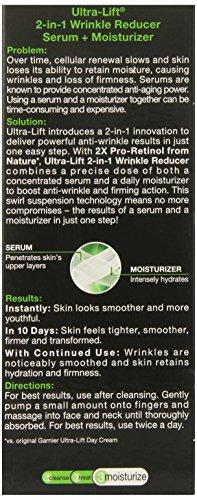 Garnier SkinActive Ultra-Lift Anti-Aging Moisturizer & Serum, 1.7 Ounce