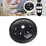 """Milue Rubber Replacement Garbage Disposal Splash Guard for Waste King 80mm 3.15"""""""