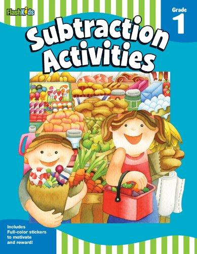 Subtraction Activities: Grade 1 (Flash Skills)