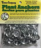Tumax 50-Piece Plant Anchors For Trellis Design and Vine Supports