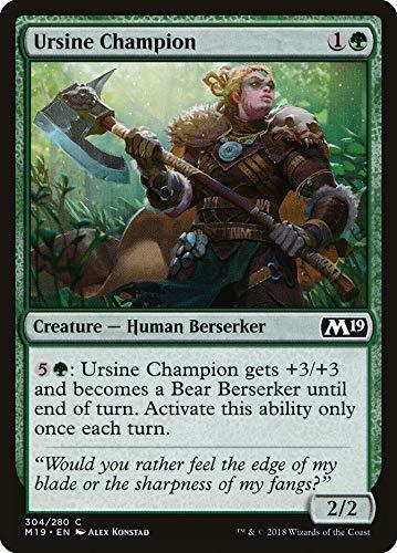 Amazon.com: Magic: The Gathering - Ursine Champion ...