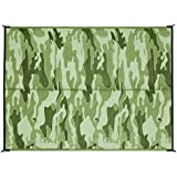 Camco Camouflage Design 42886 Reversible Outdoor Mat-6' X 9'