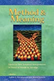 Method and Meaning, Harold W. Attridge and Andrew Brian McGowan, 1589836316