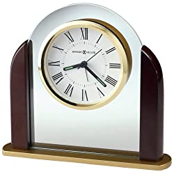 Howard Miller Derrick 6 3/4 Wide Alarm Clock