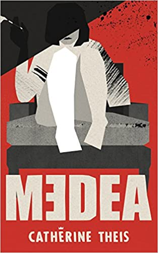 Cover of Medea by Catherine Theis