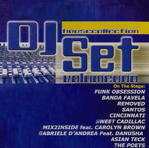 DJ Set, Vol. Uno - Santa Cadillac