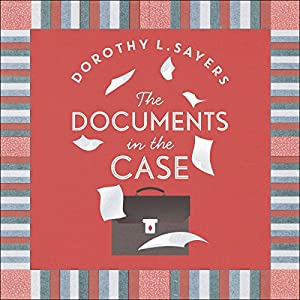 The Documents in the Case Audiobook