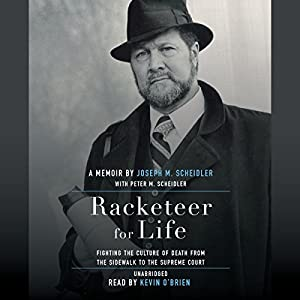 Racketeer for Life Audiobook