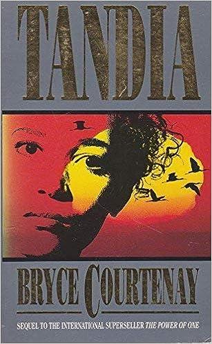 Tandia By Bryce Courtenay