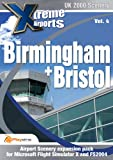 Birmingham + Bristol Airport for PC CD-ROM