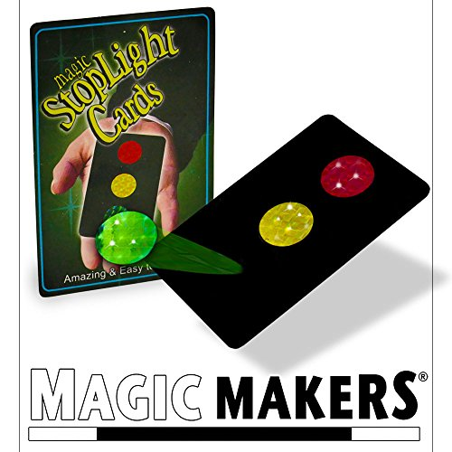 Stop Light Cards - Easy Magic Trick