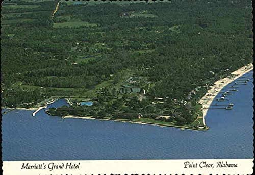 Marriott S Grand Hotel Point Clear Alabama Al Original Vintage Postcard At Amazon S Entertainment Collectibles Store