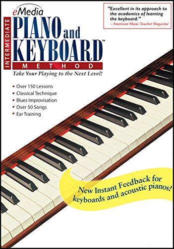 eMedia Intermediate Piano and Keyboard Method v2 [PC Download] by eMedia