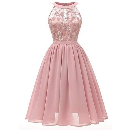 wedding pink cocktail dress