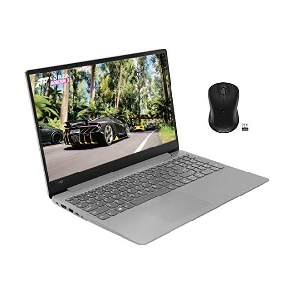 Lenovo-330S 15.6″ FHD High Performance Laptop,AMD 2nd Generation Ryzen 5 Processor,8GB DDR4 RAM, 128GB SSD, Webcam,Wireless + Bluetooth, HDMI,Window 10