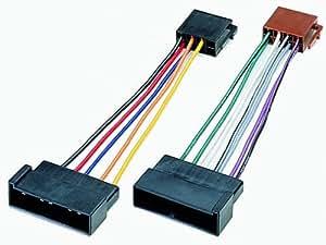 Phonocar 4/622 - Cable para radio de coche para Ford (norma ISO), multicolor