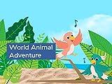 world animals baby einstein - World Animal Adventure