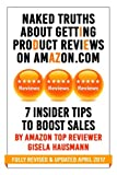 On October 3, 2016, Amazon changed its community guidelines substantially and again in February and March 2017.   Fully updated and revised, this book offers tips and tricks how to encourage customers to review your product(s) and boost sales...