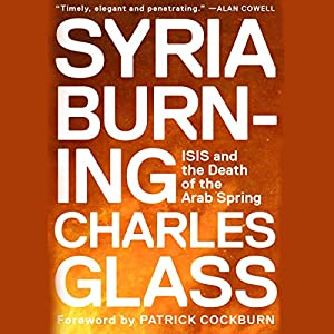 Syria Burning Audiobook