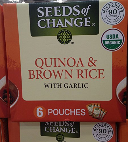 Seeds of change organic quinoa & rice 6/8.5 oz (pack of 6) by Seeds of change