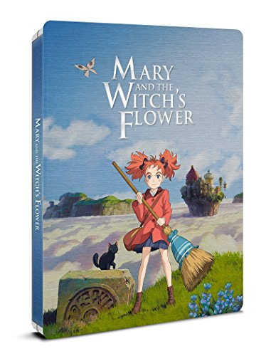 Mary and the Witch's Flower Steelbook [Blu-ray]