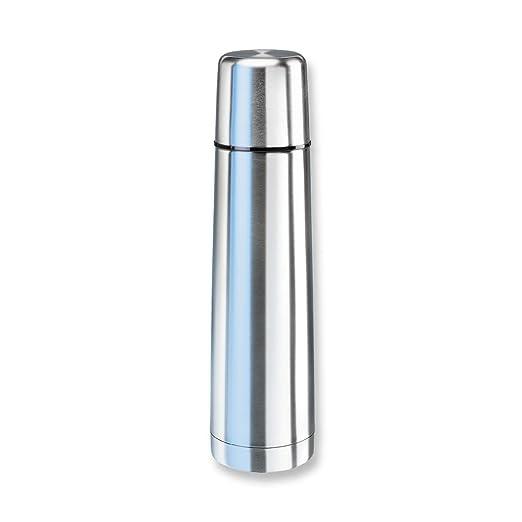 50 opinioni per Isosteel VA-9555Q Thermos in acciaio INOX 0,5 L con sistema Quickstop e