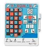 6 Pack MELISSA & DOUG FLIP TO WIN HANGMAN