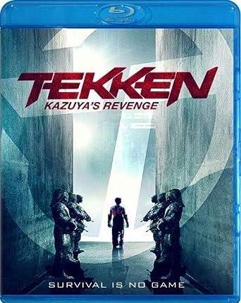 Amazon Com Tekken 2 Kazuya S Revenge Blu Ray Kane Kosugi