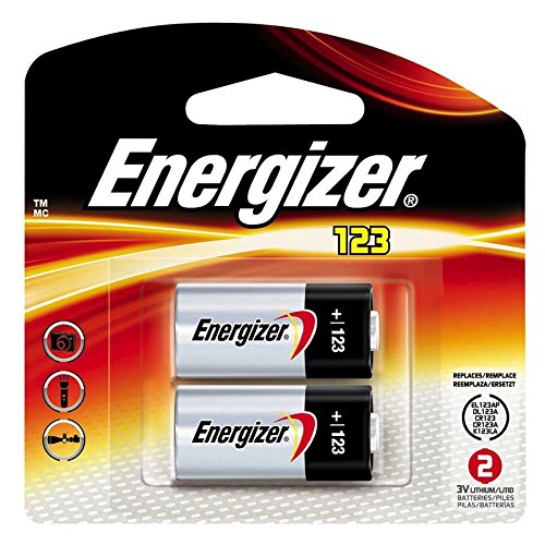 Energizer Lithium CR 123 lITHIUM BATTERY