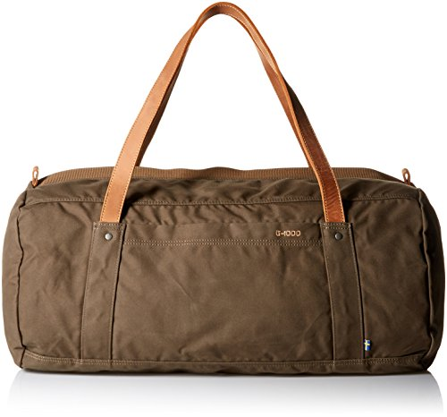 Fjallraven - Duffel No.4 Large, Dark Olive by Fjallraven