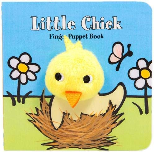 Little Chick: Finger Puppet Book (Little Finger Puppet Board Books)