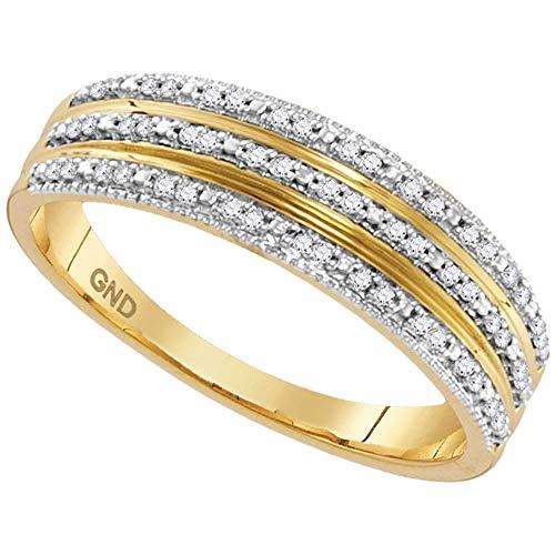 Diamond Ring For Women 10kt Ye