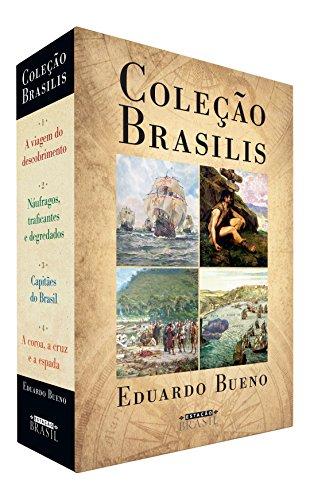 Coleção Brasilis - Caixa