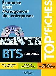 Economie Droit Management des entreprises BTS tertiaires