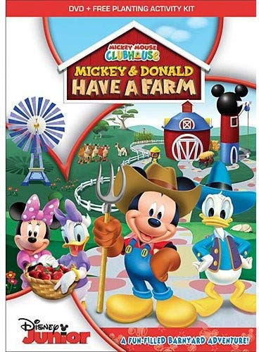Mickey Mouse Clubhouse: Mickey & Donald Have a Farm]()