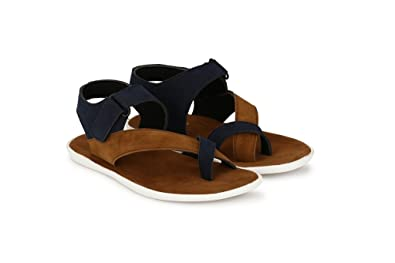 9ae3535caf94 Big Fox Suede Leather Sandals for Men  Buy Online at Low Prices in India -  Amazon.in