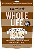 Whole Life Pet Single Ingredient Usa Freeze Dried Beef Liver Treats For Dogs, 1-Ounce