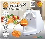 Orange Peeler Professional (Orange Peel Pro) Electric Household Appliance for Citrus Vegetable Fruits