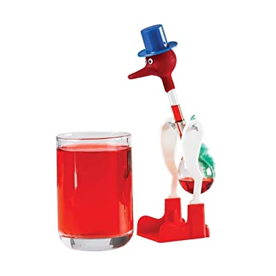 Forum Novelties Drinking Bird: Toys & Games