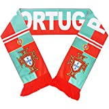 Wsysnl Soccer World Cup Gift Souvenir Fan Scarf Cotton Lint Portugal
