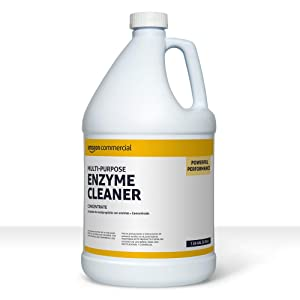 AmazonCommercial - PBH-342711 Multi-Purpose Enzyme Cleaner, 1-Gallon, 4-Pack