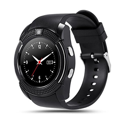 Amazon.com: Uhruolo Smartwatch,With Bluetooth Smart Watch ...