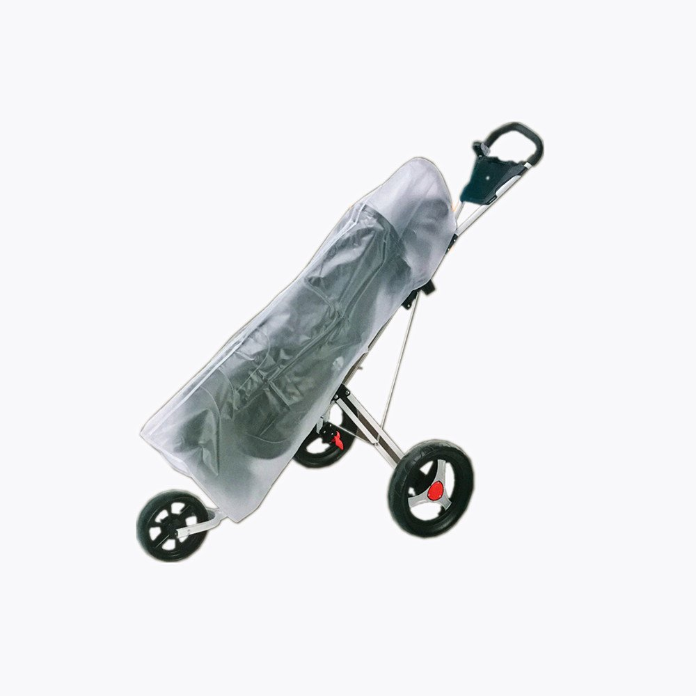 Waterproof PVC Rain Cover for Golf Bag & Cart