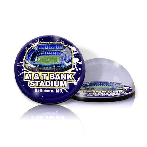 NFL Baltimore Ravens, M&T Bank stadium in 2