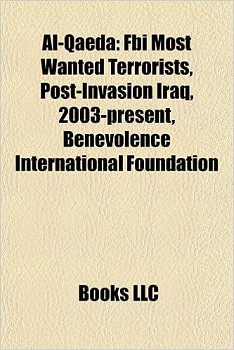 Buy Al-Qaeda: Osama Bin Laden, FBI Most Wanted Terrorists